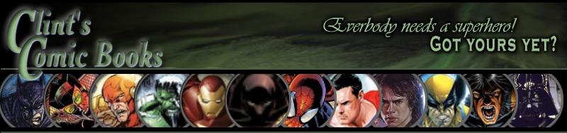 Clint's Comics