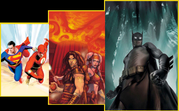 Some of Our Comics